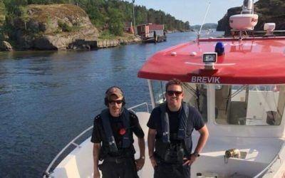 Sikkerhet på sjøen