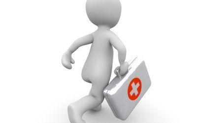 Med riktig førstehjelp kan du redde liv!