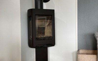 Nytt ildsted eller ny skorstein