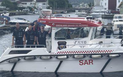 Skal du på sjøen i sommer? Husk å bruke redningsvest eller annet flyteutstyr.